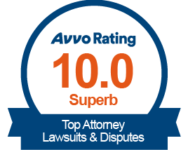 Schenk Smith AVVO Rating