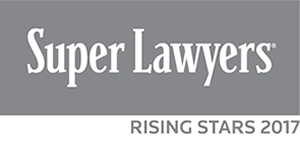 Super Lawyers Rising Star Schenk Smith